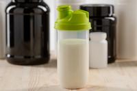 Protein shake (almond milk)